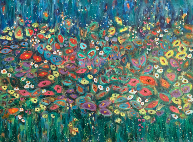Field of Flowers - $225