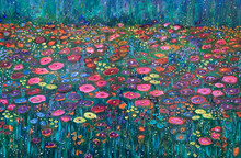After the Rain - Available at Plum Bottom Gallery, Egg Harbor WI - SOLD