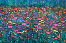 After the Rain - Available at Plum Bottom Gallery, Egg Harbor WI