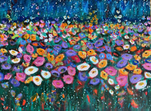 May Flowers - Available at Plum Bottom Gallery, Egg Harbor WI