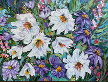 Gratitude - Available at Plum Bottom Gallery, Egg Harbor, WI