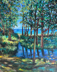 Lake Michigan Beauty - Available at Plum Bottom Gallery, Egg Harbor WI