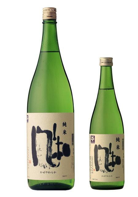 金鶴 純米酒 風和720ml
