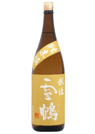 雪鶴 純米酒720ml