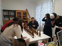 Niigata SAKE Lovers にいがた清酒達人検定 勉強会 きき酒