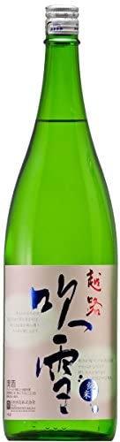越路吹雪 純米酒【青箔】1800ml