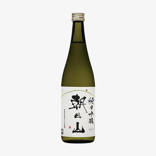 朝日山 純米吟醸1800ml