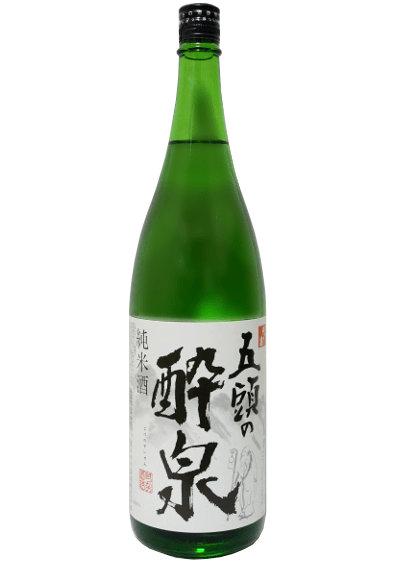 五頭の酔泉 純米酒720ml