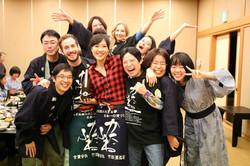 Niigata SAKE Lovers 繋ぐ かたふね 仕込み体験合宿 参加メンバー