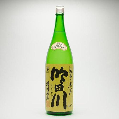 吟田川 特別純米酒1800ml