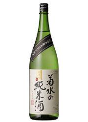 菊水 純米酒1800ml