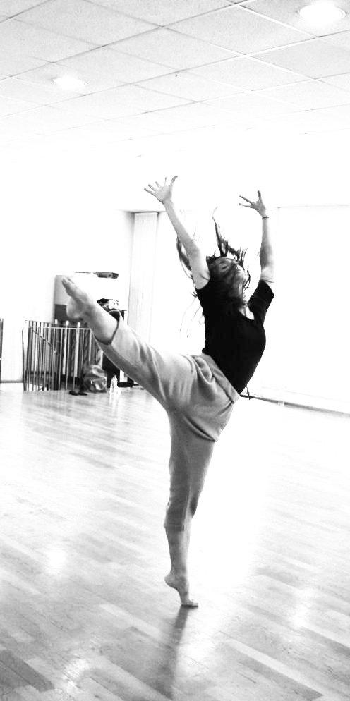 Danse contemporaine 10-14 ans