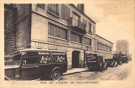 Usine de Billancourt