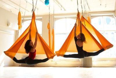 Yoga aérien adultes