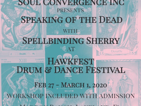 Soul Convergence at Hawkfest 2020