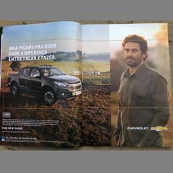 Campanha Chevrolet Picape S10