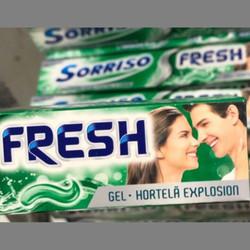 Sorriso Fresh Embalagem