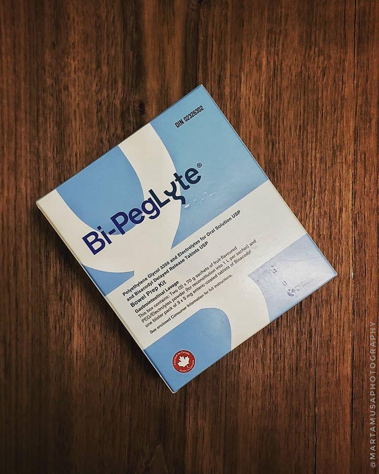Box of Bi-PegLyte