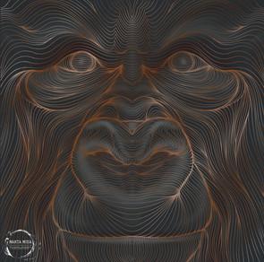 Rampaging Gorilla Brain