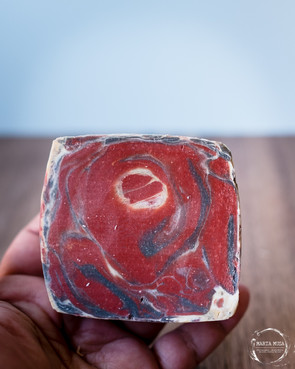 That time we made soap that looked like meat