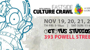 EAST SIDE CULTURE CRAWL