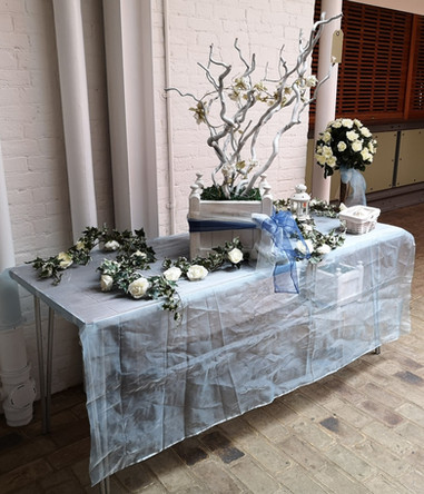 Table in Gallery