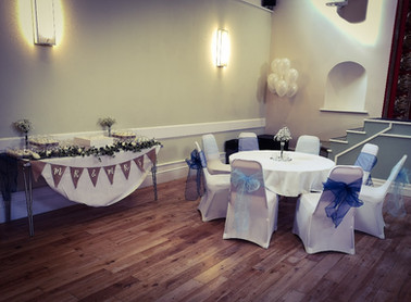 Cake Table Main Hall