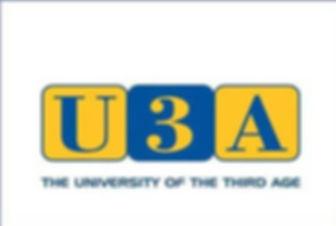 U3A MONTHLY MEET