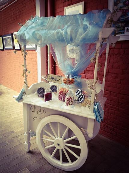 Sweet Cart in Gallery
