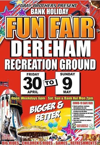 Funfair Flyer