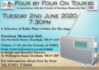 FOUR BY FOUR ON TOUR
