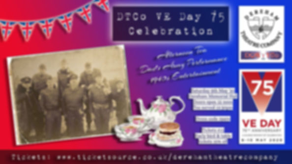 DTCo VE DAY 75 CELEBRATION