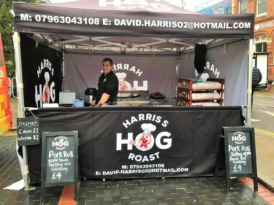 Harris Hogroast