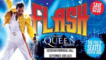 FLASH - THE ULTIMATE QUEEN TRIBUTE
