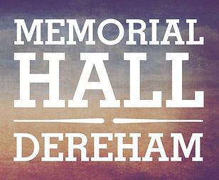 Memorial Hall Logo Dereham