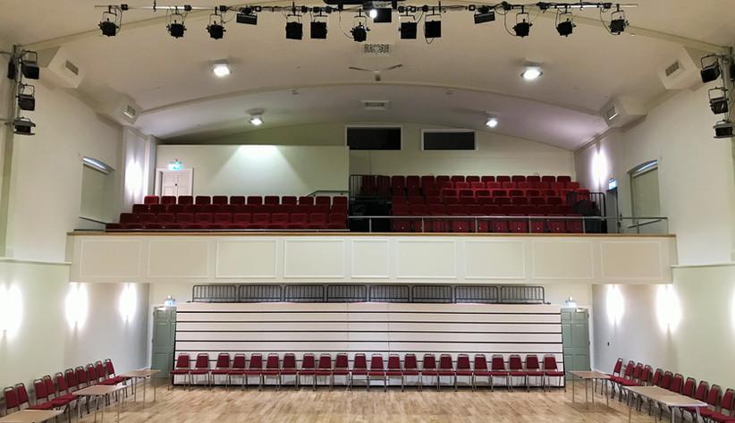 Main Hall Balcony