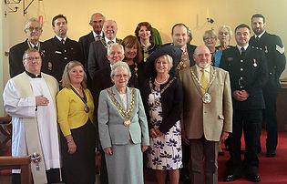 Cllr Hilary Bushell Civic Reception