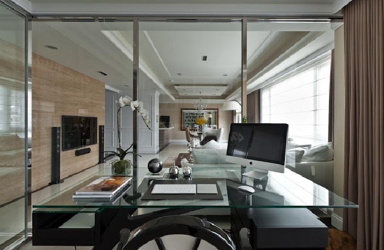 Study Room & Living Room