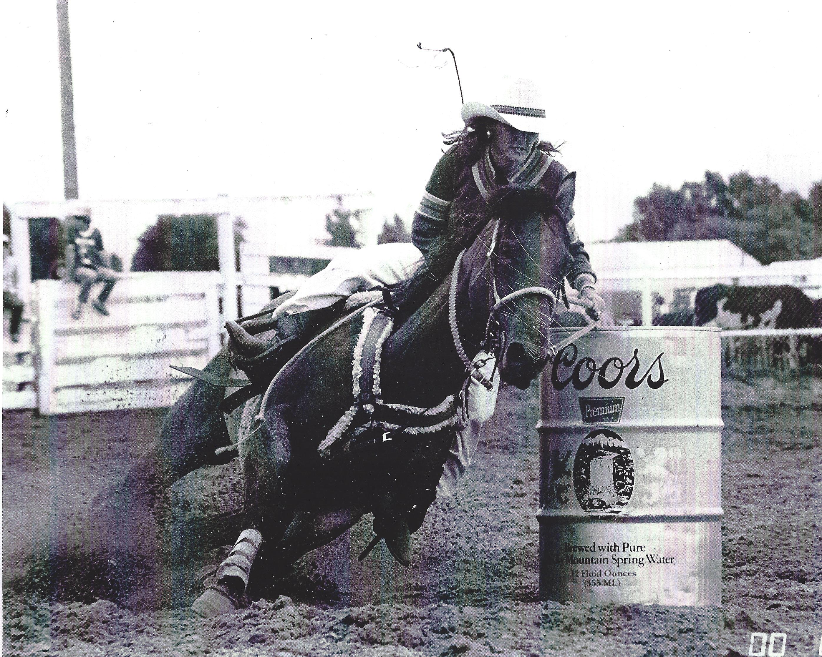 Kay Davis Barrel