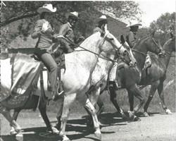 Sue Ellen Smith On Horse