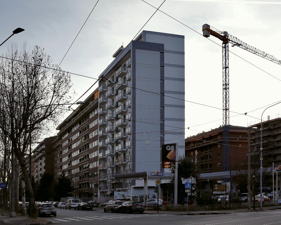 TORINO   Corso Monte Cucco