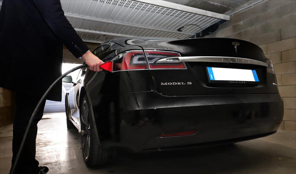 Impianto ricarica auto elettrica 01