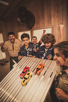 pinewood derby cub scouts newtown, pa