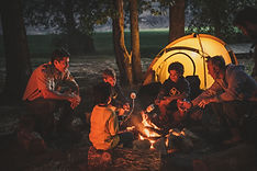 camping cub scouts newtown, pa