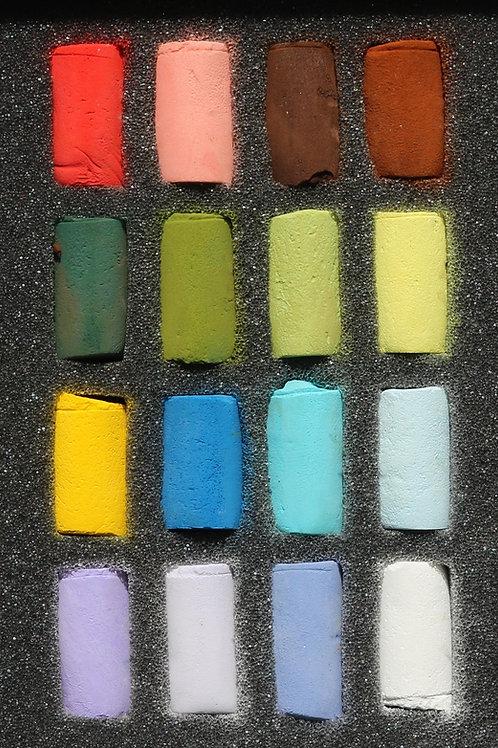 UNISON PASTELS - Exclusive Range of 16 SUMMER Colours