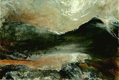 4. Llyn Llydaw and Snowdon (sun breaking