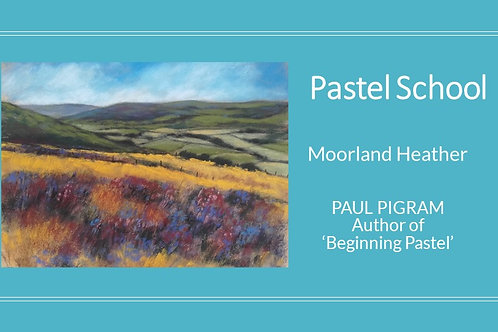 PASTEL SCHOOL Moorland Heather