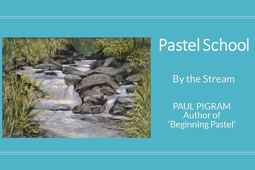 PASTEL SCHOOL By the Stream
