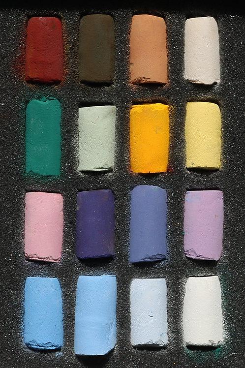 UNISON PASTELS - Exclusive Range of 16 WINTER Colours