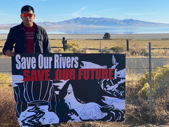 Local Tribes Sponsor Day of Action for Removal of Klamath Dams.